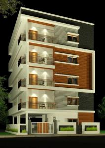 Gallery Cover Image of 1900 Sq.ft 2 BHK Independent Floor for rent in Manikonda for 18000