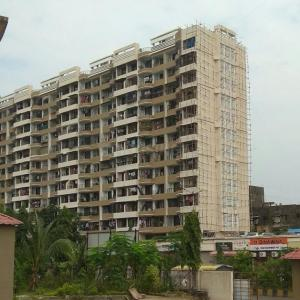 Gallery Cover Image of 1255 Sq.ft 2 BHK Apartment for buy in Patel Heights, Ghansoli for 13500000