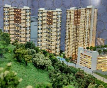 Gallery Cover Image of 1430 Sq.ft 3 BHK Apartment for buy in Shapoorji Pallonji Bavdhan, Bavdhan for 7975000