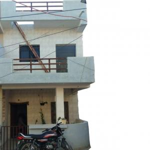 Gallery Cover Image of 1000 Sq.ft 2 BHK Independent House for rent in Sonal Society for 5500