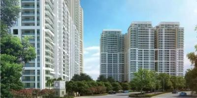 Gallery Cover Image of 1215 Sq.ft 2 BHK Apartment for rent in TDI Ourania, Sector 53 for 30000