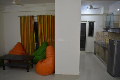 Gallery Cover Image of 1150 Sq.ft 3 BHK Apartment for rent in Sector 43 for 24000