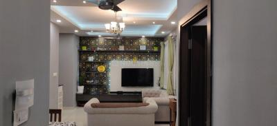 Gallery Cover Image of 1216 Sq.ft 2 BHK Apartment for rent in Lakeside Habitat, Gunjur Village for 35000