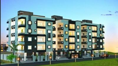 Gallery Cover Image of 1100 Sq.ft 2 BHK Apartment for buy in Swaraj Nagar for 4100000
