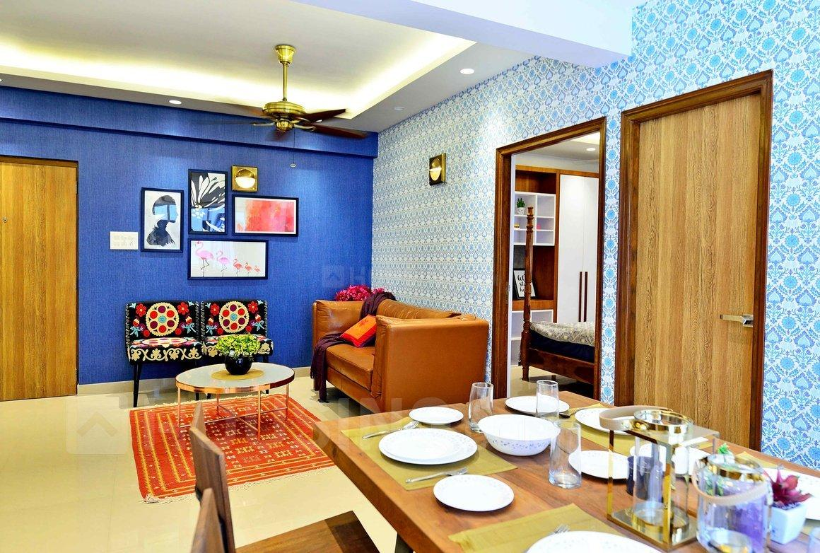 Living Room Image of 1736 Sq.ft 3 BHK Apartment for buy in Sonarpur for 6107000