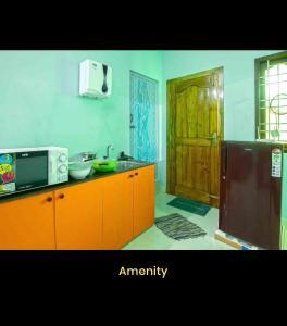 Kitchen Image of Zolo Cruze in Karapakkam