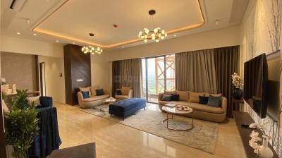 Gallery Cover Image of 3118 Sq.ft 5 BHK Independent Floor for buy in Lodha Palava Serenity B, Palava Phase 1 Nilje Gaon for 28000000