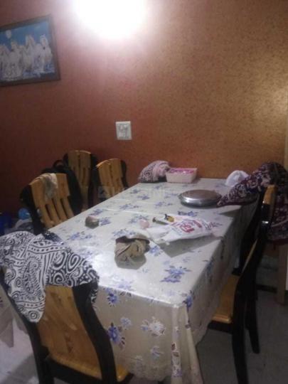 वैशाली में सीमा पीजी के लिविंग रूम की तस्वीर