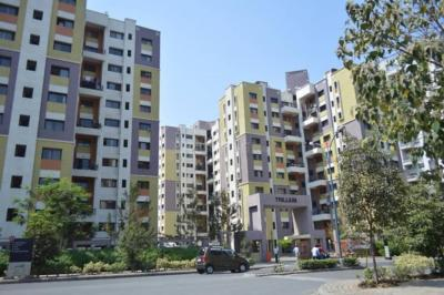 Gallery Cover Image of 1050 Sq.ft 2 BHK Apartment for rent in Magarpatta City for 26000