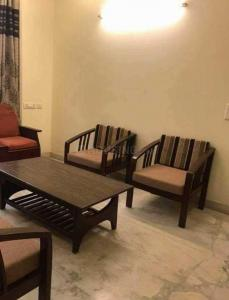 Gallery Cover Image of 900 Sq.ft 1 BHK Apartment for rent in Lajpat Nagar for 21000