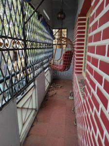 Balcony Image of Navirekh Residence & PG in Kempegowda Nagar