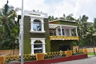 Gallery Cover Image of 1000 Sq.ft 2 BHK Villa for buy in Lake Life Township, Joka for 3500000