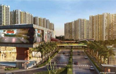 Gallery Cover Image of 1012 Sq.ft 3 BHK Apartment for buy in Runwal Gardens, Dombivli East for 7607300