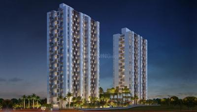 Gallery Cover Image of 1200 Sq.ft 3 BHK Apartment for buy in Vilas Yashwin Orizzonte Phase 1, Chokhi Dhani for 9500000