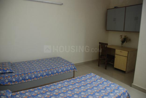 Bedroom Image of 304 Sq.ft 1 RK Independent Floor for rent in Sector 17 for 8000