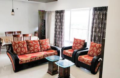Gallery Cover Image of 1200 Sq.ft 3 BHK Apartment for rent in Aundh for 40000