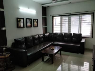 Gallery Cover Image of 1800 Sq.ft 3 BHK Apartment for rent in Madhapur for 50000