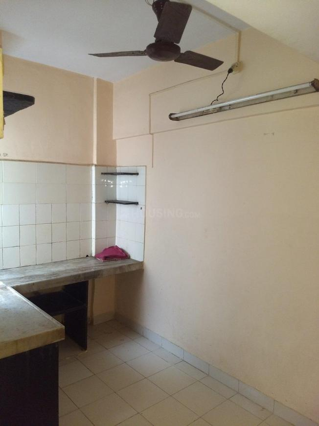Kitchen Image of 275 Sq.ft 1 BHK Apartment for rent in Andheri East for 16000