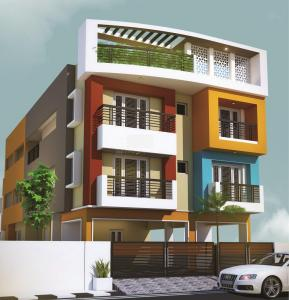 Gallery Cover Image of 1163 Sq.ft 3 BHK Apartment for buy in Medavakkam for 6529100