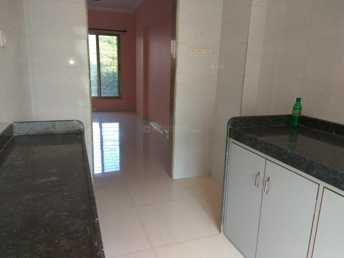 Kitchen Image of 550 Sq.ft 1 BHK Apartment for rent in Andheri East for 35000