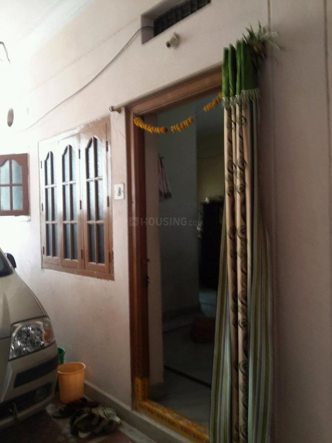 Main Entrance Image of 600 Sq.ft 1 BHK Apartment for rent in Borabanda for 7500