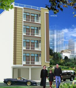 Gallery Cover Image of 1200 Sq.ft 3 BHK Apartment for buy in Sector 110 for 3700000