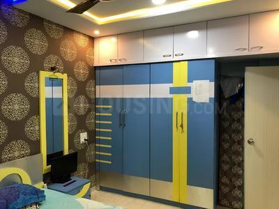 Bedroom Image of 580 Sq.ft 1 BHK Apartment for rent in Kurla West for 28000