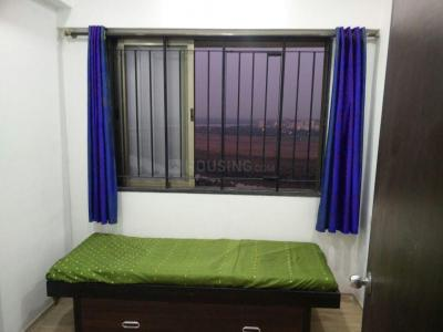Gallery Cover Image of 800 Sq.ft 1.5 BHK Apartment for rent in Thane West for 25000
