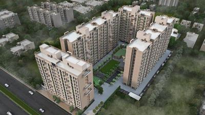 Gallery Cover Image of 1023 Sq.ft 2 BHK Apartment for buy in Surya Kiran Aakash Homes, Sarkhej- Okaf for 3150000