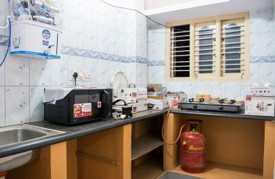 Kitchen Image of PG 4642579 Hebbal in Hebbal