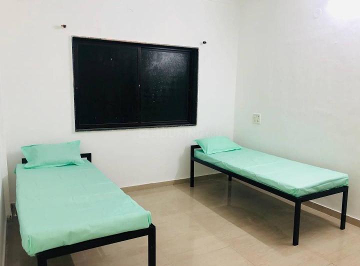 रहतानी में एटीएस पीजी के बेडरूम की तस्वीर
