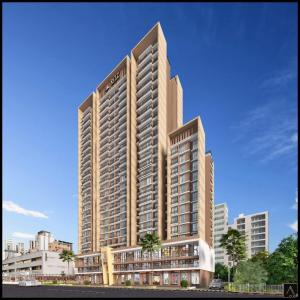 Gallery Cover Image of 890 Sq.ft 2 BHK Apartment for buy in Ritz Phase II, Kalyan West for 6799000