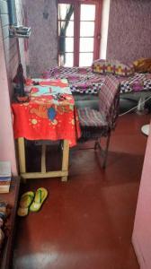 Bedroom Image of PG 4195120 Kalighat in Kalighat