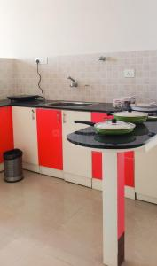 Kitchen Image of Zolo Stays in Kelambakkam