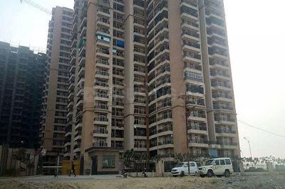 Gallery Cover Image of 1050 Sq.ft 2 BHK Apartment for rent in Crossings Republik for 6500