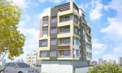 Gallery Cover Image of 796 Sq.ft 2 BHK Apartment for buy in Airport for 2149200