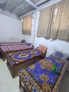 Bedroom Image of Vishoks PG in Airoli