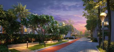 Gallery Cover Image of 1408 Sq.ft 3 BHK Villa for buy in Southern Vista, Rajpur for 7200000