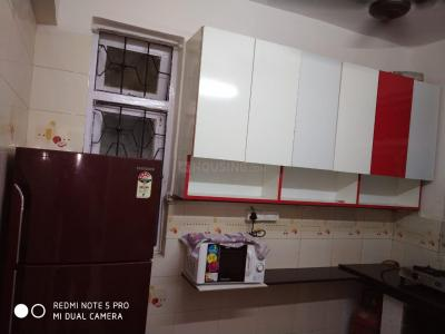 Kitchen Image of Ankit PG Flat in Vile Parle West