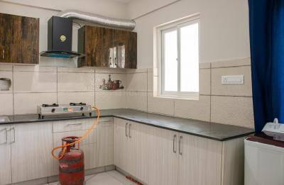 Kitchen Image of Babu Nest 103 in Hennur