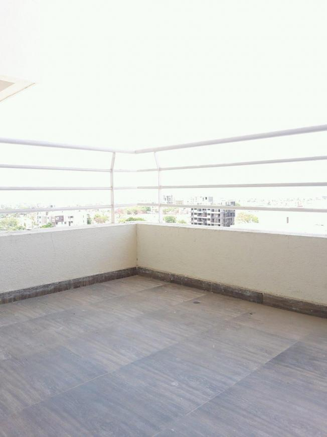 Living Room Image of 1000 Sq.ft 2 BHK Apartment for rent in Wagholi for 8000