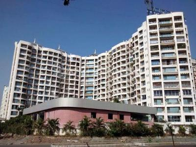 Gallery Cover Image of 1250 Sq.ft 2 BHK Apartment for buy in Belapur CBD for 24000000