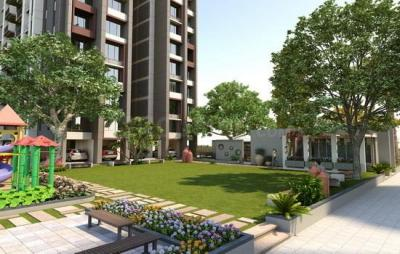 Gallery Cover Image of 2070 Sq.ft 3 BHK Apartment for rent in Nishant Ratnaakar 4, Jodhpur for 32000