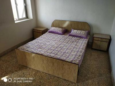 नवरंगपुरा में श्री कृष्ण पीजी के बेडरूम की तस्वीर