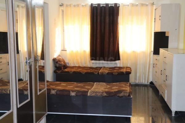 Bedroom Image of Akash Homes in Borivali East