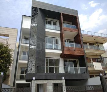Gallery Cover Image of 900 Sq.ft 2 BHK Apartment for buy in Magic Builder Floor D, Vaishali for 4000000