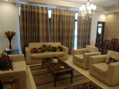 Living Room Image of 1550 Sq.ft 3 BHK Apartment for buy in Corona Gracieux, Sector 76 for 8000000