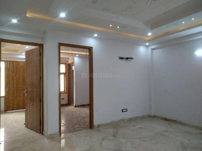 Gallery Cover Image of 1350 Sq.ft 3 BHK Independent Floor for rent in Chhattarpur for 17000