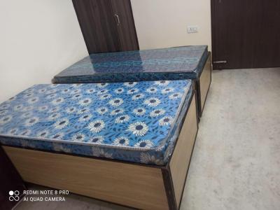 Bedroom Image of Manglam Girls PG in Shakti Khand