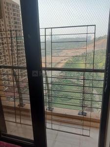 Balcony Image of Gokuldham Goregaon East PG in Malad East